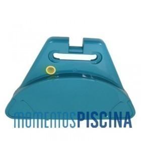 Recambio Dolphin Aleta lateral azul turquesa (cable)