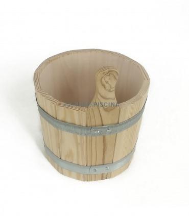 Cubo para Sauna INBECA