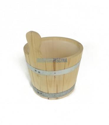 Cubo para sauna 5L