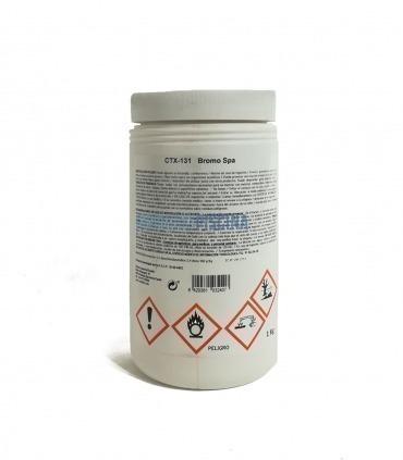 Bromo para spa en tabletas CTX-131