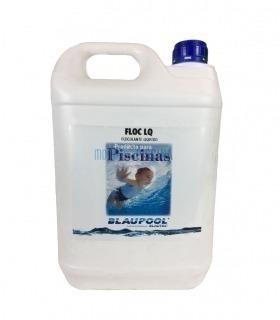 Floculante líquido FLOC LQ 5L