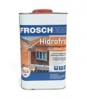 Tratamiento hidrófugo HIDROFROS