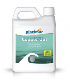Copper Out - Eliminador de cobre