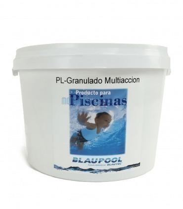 Chlorine multi-COMPLEX GR granulated 5 Kg
