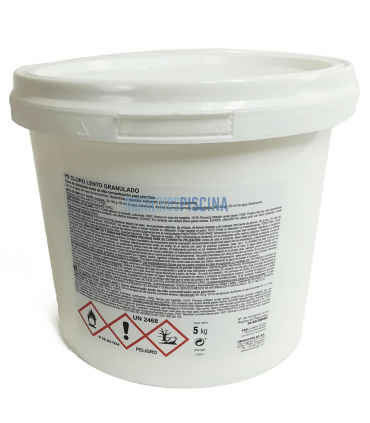 TRICHLORO GR 90% granulated 5 Kg