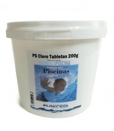 TRICLORO CP 90% en pastillas 5 Kg