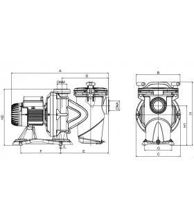 TRi pH: regulador automático pH en cloradores Zodiac TRi