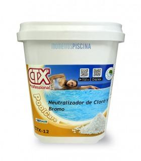 Neutralizer chlorine and bromine 6 Kg CTX-12