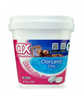 Cloro lento tabletas 5kg CTX-370