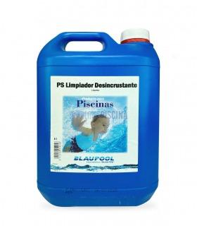 Descaler liquid pools DECAL 5 L