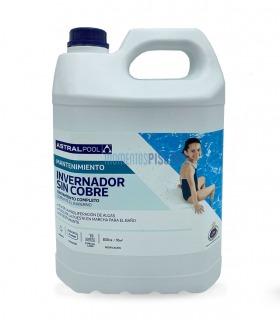 Invernador sem cobre para piscinas Astralpool 5L