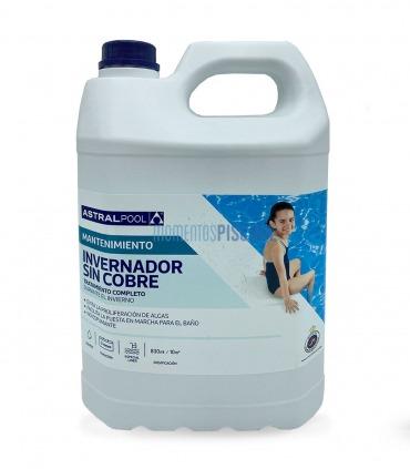 Invernador sin cobre para piscinas Astralpool 5L