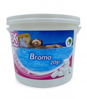Bromo en pastillas CTX 5Kg