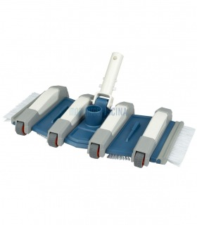 Limpiafondos manual flexible Blue Line