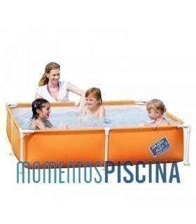 Piscina desmontable my first frame pool Azul