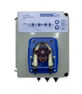 Sistema de controlo de pH Pool Basic Evo Seko