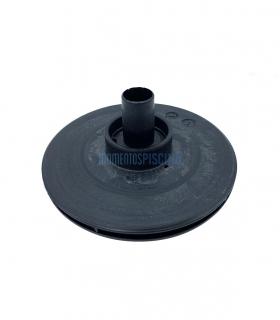 Boquilla de aspiración Ø63 mm