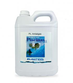 Antialgas concentrado líquido 5 L