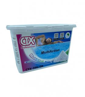 Chlorine multiaction granulated 1 Kg CTX-390