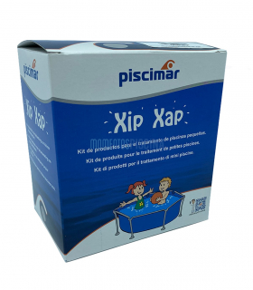 Demountable swimming pool treatment  Xip - Xap