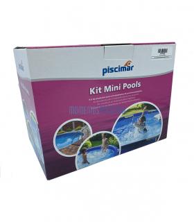 Kit Mini Pools - Tratamiento piscinas pequeñas