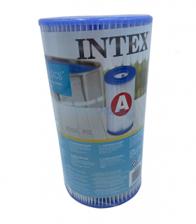 Cartucho filtro tipo A depuradora Intex