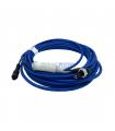 Cable flotante 18 m con swivel Dolphin 9995899-DIY