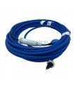 Cable flotante 18 m con swivel Dolphin 9995873-DIYC