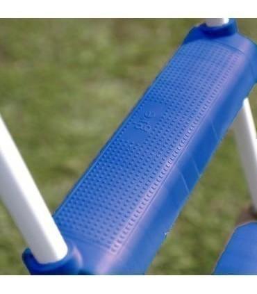 Peldaño azul escalera Gre 272900001G