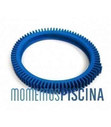 Neumático universal azul para limpiafondos Ocean Vac 2/4 fun