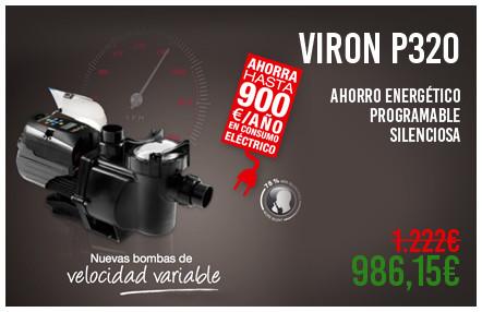 Bomba VIRON P320 Velocidad Variable Astralpool