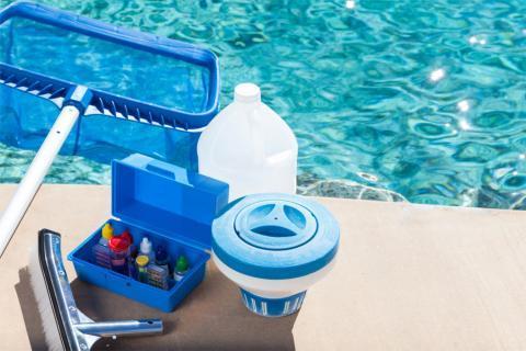 ¿Cómo preparar la piscina para el final del verano?