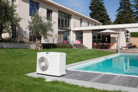 Elegir una bomba de calor para piscina
