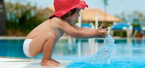 Cómo superar el miedo al agua