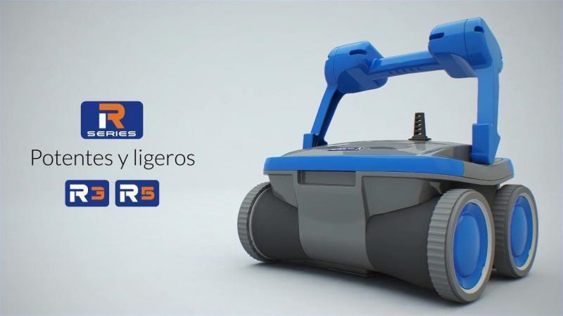 Robot limpiafondos R5 de AstralPool