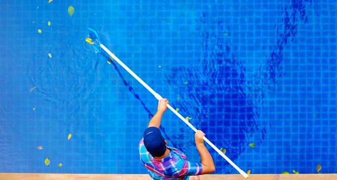limpieza pre arranque puesta a punto de la piscina