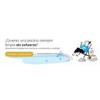 Limpiafondos Dolphin