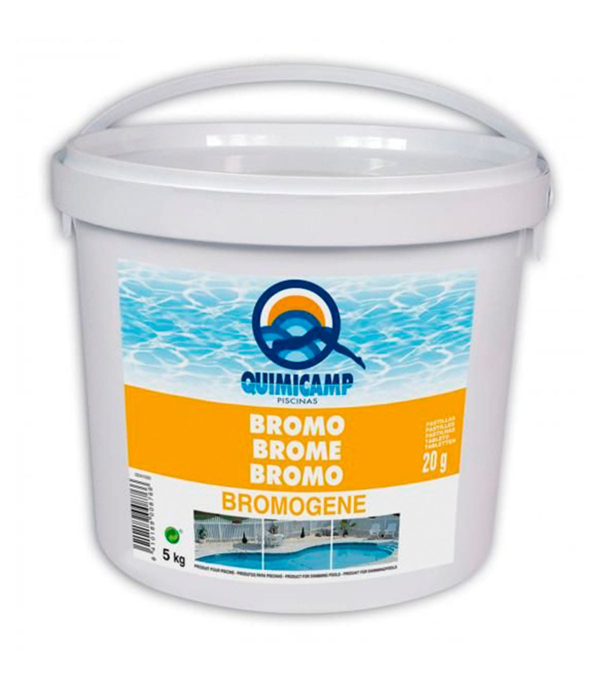 bromo Q-BROM 5 Kg