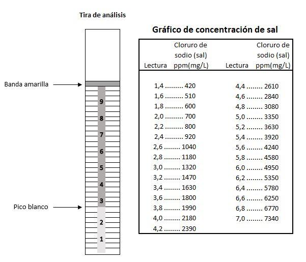 Grafica sal